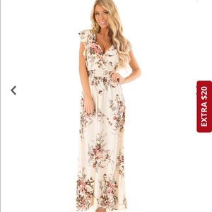 c99fe70be6e4 Desperately in search of this exact Lime lush maxi